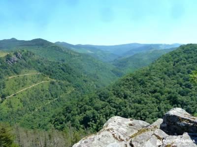 Parque Natural Pagoeta_Valle Leitzaran;la isla de rascafría viajes para empresas y grupos campos de